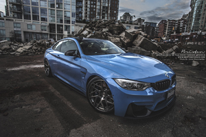 M4 CM7 Targa Forged Wheels