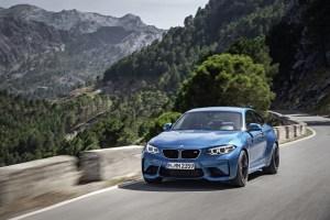 2016 BMW M2 (43)