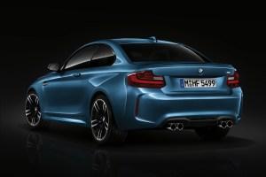 2016 BMW M2 (58)