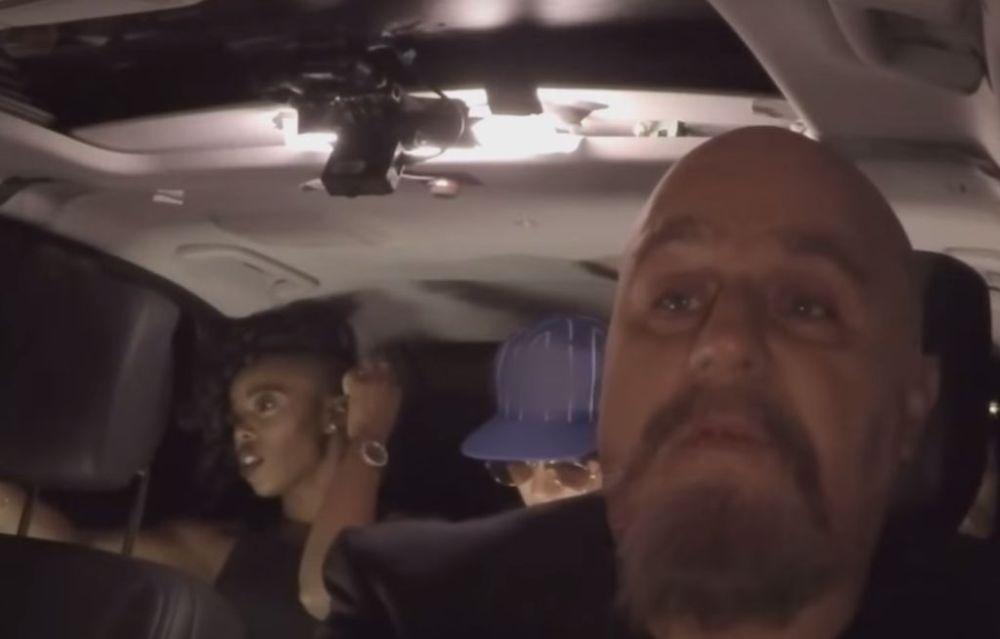Jay Leno Undercover UberBlack