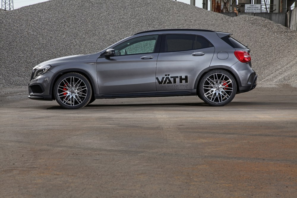 VAETH Mercedes-Benz GLA 45 AMG