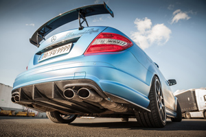 Carbonfiber Dynamics Mercedes-Benz C63 AMG