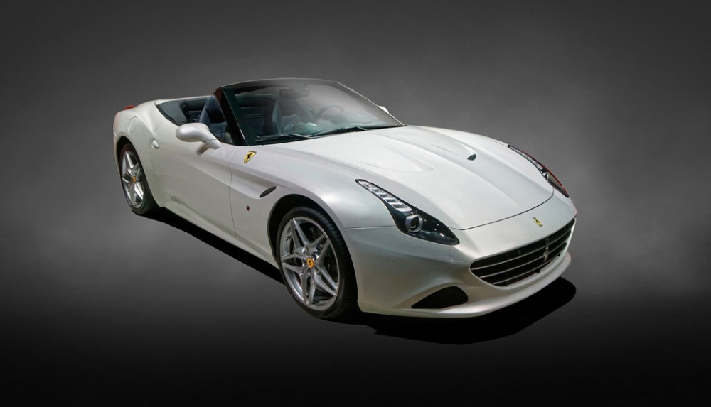 Alpha-N Performance Ferrari California T