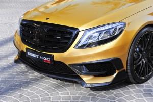 Brabus Rocket 900 Desert Gold Edition (30)