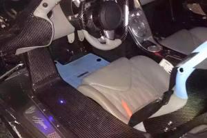Koenigsegg Agera R Crash