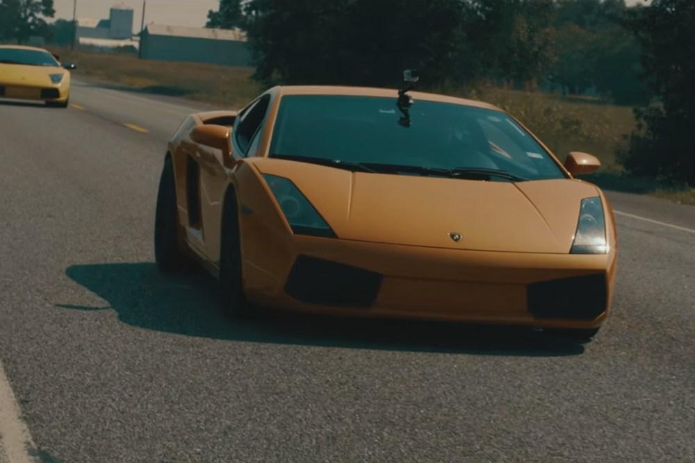 Lamborghini Festival HRE Wheels