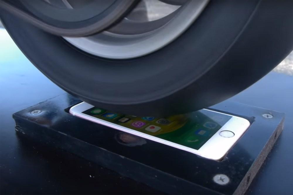iPhone 6S Burnout Ducati