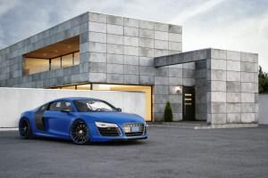 WheelsandMore Audi R8 V10 Plus