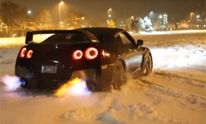 Flamethrower GT-R Snow