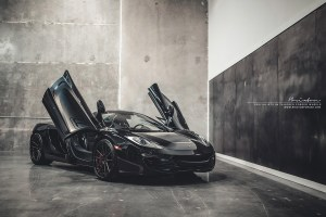 McLaren MP4-12C with Brixon Forged M53 Targa Series Wheels