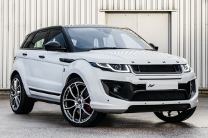 Project Kahn Land Rover Range Rover Evoque 2.0 TD4 SE Tech RS Sport