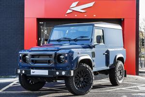 XS 110 Wide Track Tamir Blue