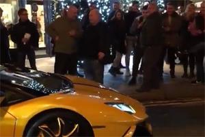 Lamborghini Guy Ass