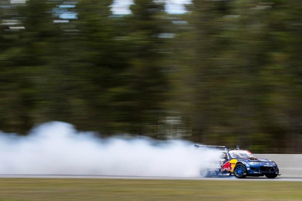 Mad Mike at Highlands Motorsport Park