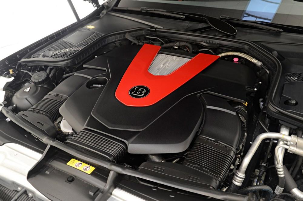 Brabus Mercedes-Benz C450 AMG Sport