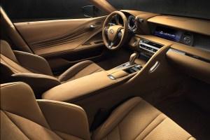 Lexus LC 500 (42)