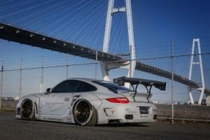 Liberty Walk Porsche 911 (997) Widebody Kit
