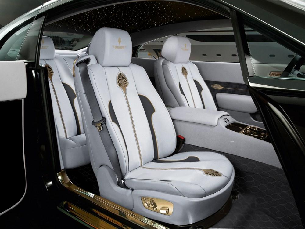 Mansory Palm Edition 999 Rolls Royce Wraith