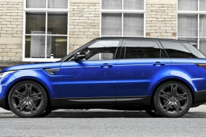 Project Kahn Range Rover Sport HSE Colors of Kahn Edition