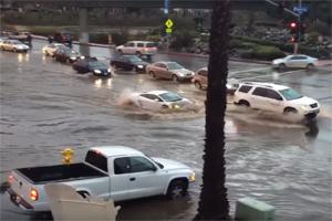 Lamborghini Gallardo Submarine Flood