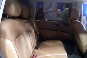 2016 Chicago Auto Show Nissan Armada Unveiling