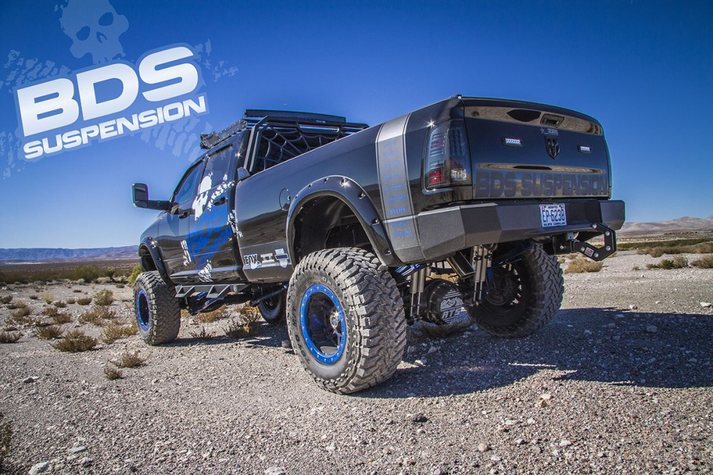 Fade to Black RAM 3500 by Off Road Outlaws (20)