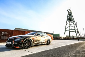 M&D exclusive cardesign Mercedes-Benz CLS 500 Stealth