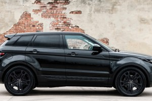 Project Kahn Range Rover Evoque Black Label Ediiton