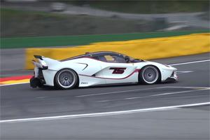 Ferrari FXX K Spa Francorchamps