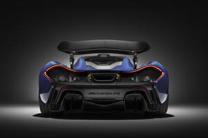 McLaren MSO Geneva