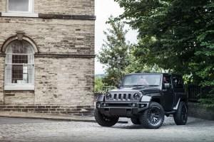 Chelsea Truck Company Jeep Wrangler Black Hawk