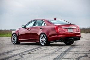 Hennessey Performance HPE750 Cadillac CTS-V