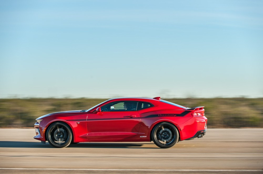 Hennessey Performance HPE750 Camaro SS