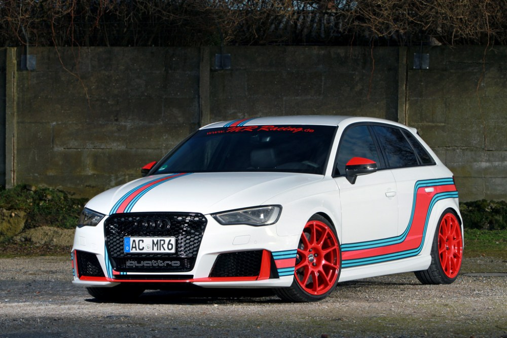 MR Racing Audi RS 3