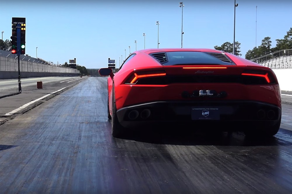 Underground Racing Twin Turbo Lamborghini Huracan
