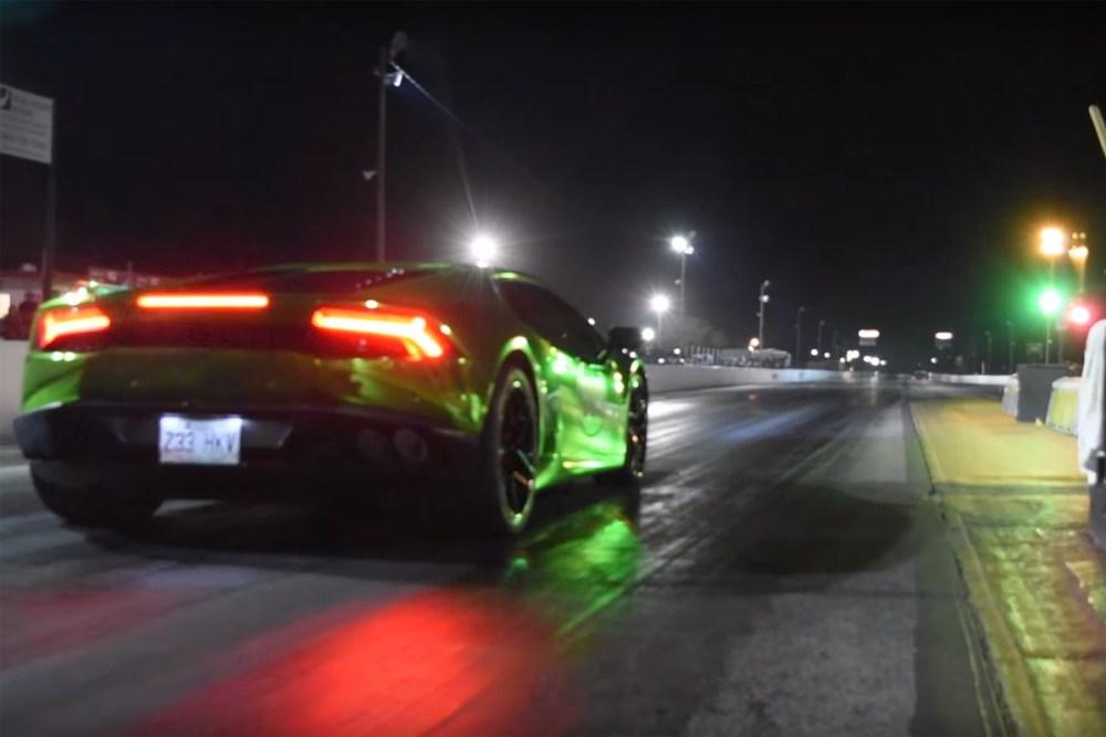 Heffner Performance Twin Turbocharged Lamborghini Huracan