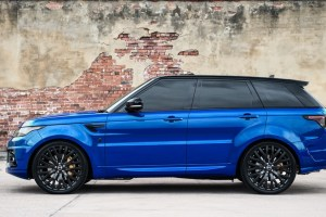 Project Kahn Range Rover Sport RS Pace Car