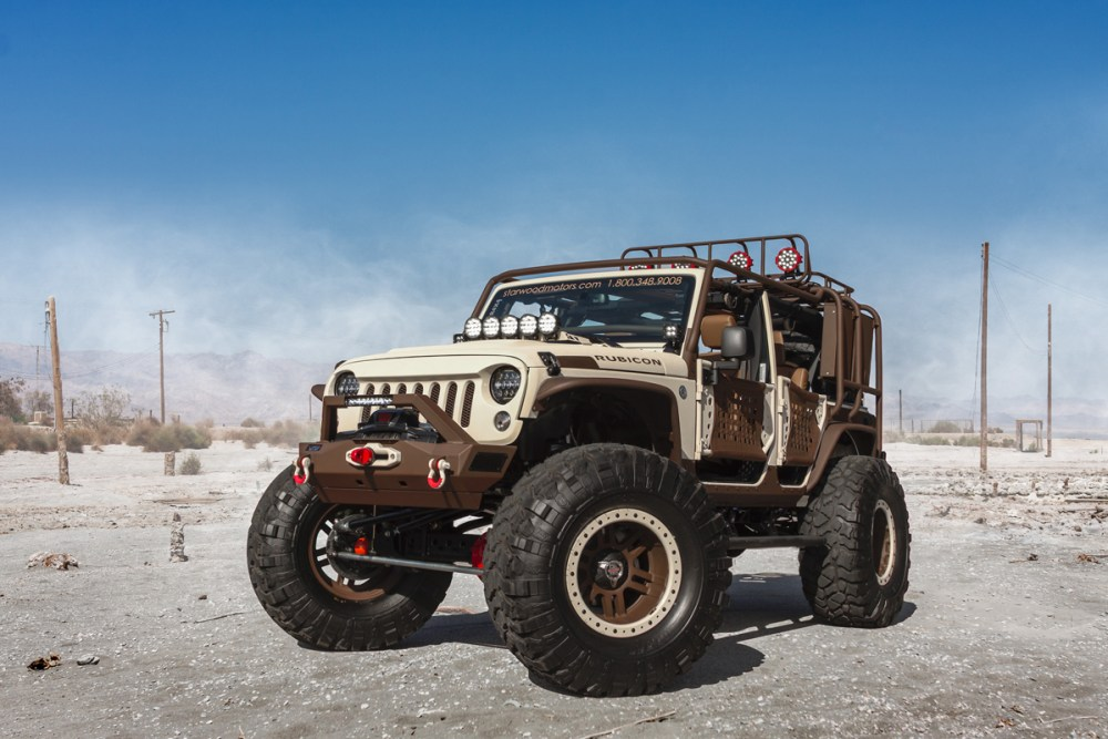 Starwood Motors 2015 Jeep Wrangler SEMA