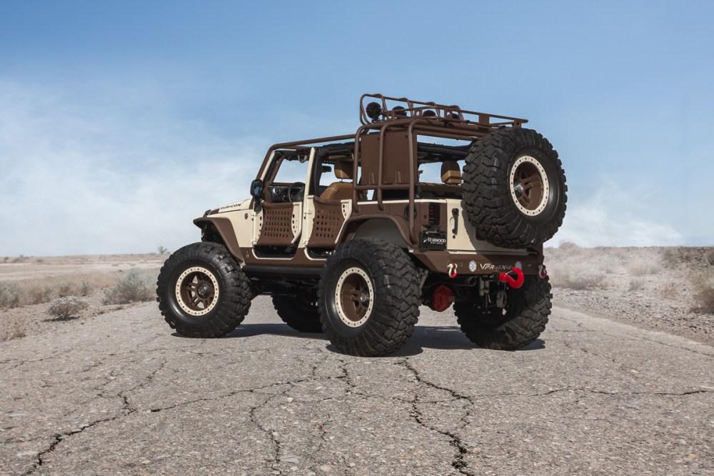 Starwood Motors 2015 Jeep Wrangler SEMA