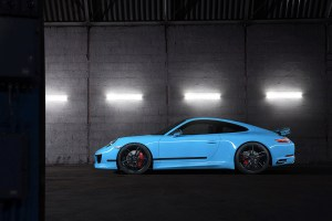 TechArt Porsche 911 Carrera and Turbo Customization