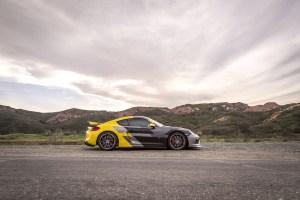 Vorsteiner Porsche Cayman GT4 (7)