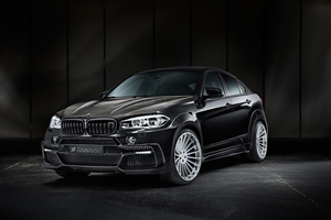 Hamann Motorsport Widebody BMW X6 M