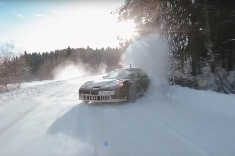 Russian Drifting