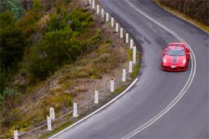 Porsche 911 GT3 Targa Tasmania