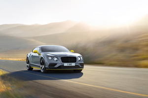 Continental GT Speed Black Edition