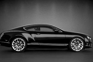 Bentley Continental GT Speed with Fondmetal Signature Series FMS02 Wheels