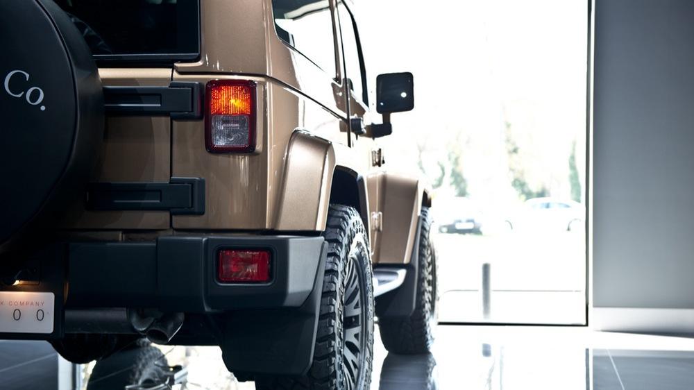 Chelsea Truck Company Jeep Wrangler CJ300 Adventure Edition