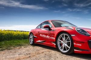 McChip-DKR Porsche 911 Carrera S