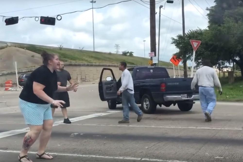 Friday FAIL: Houston Road Rage Fight