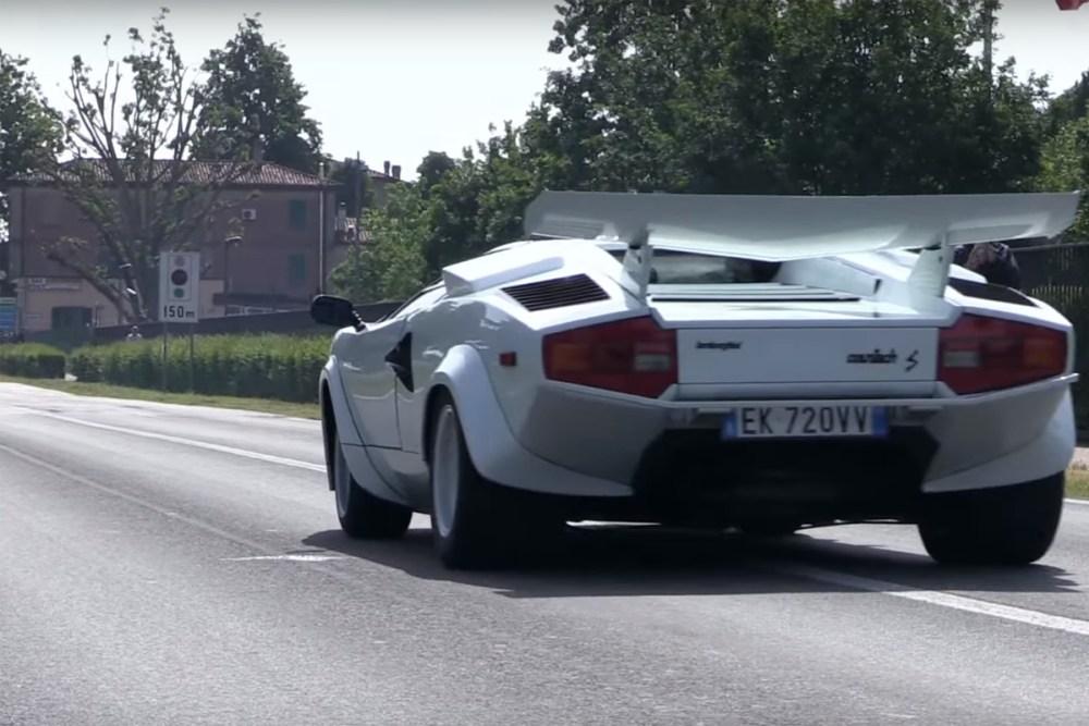 Ferruccio Lamborghini's 100th Birthday Tour